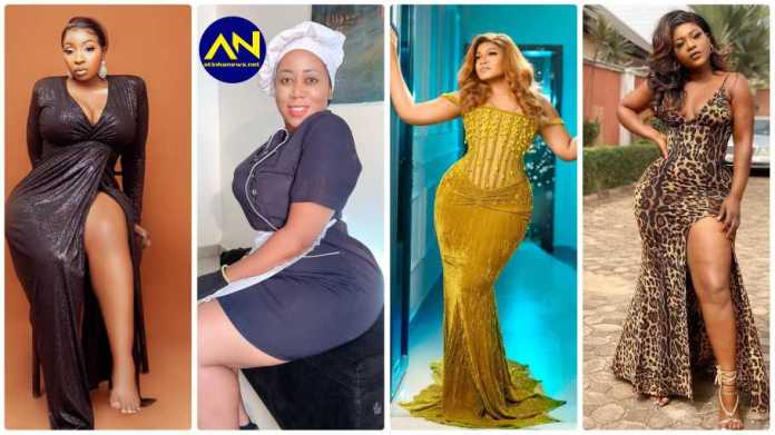 Destiny Etiko, Anita Joseph and other 5 celebs whose curves make fans wonder if they had surgery