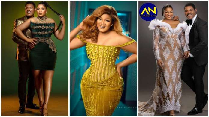 I got married at 18 because I was already a millionaire – Actress Omotola Jalade-Ekeinde opens up  [video]