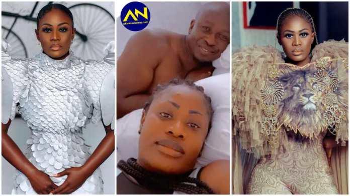 Nana Akua Addo husband