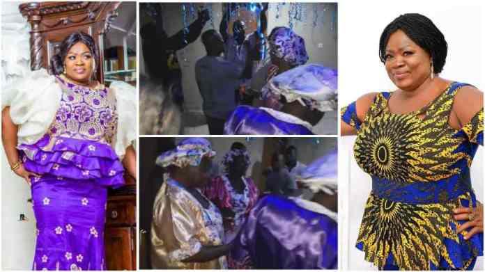 Mercy Asiedu birthday party