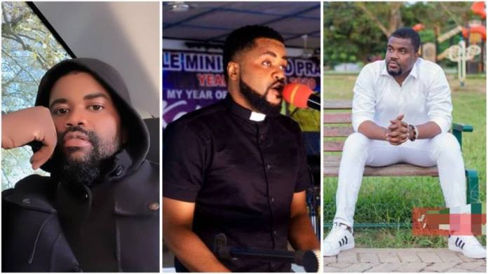 Gospel singer, Morris Baby Face confesses to sleeping with over 200 Women [video]