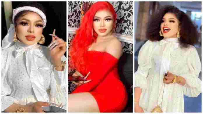 Bobrisky shows off his son for the first time; Video drops [watch]