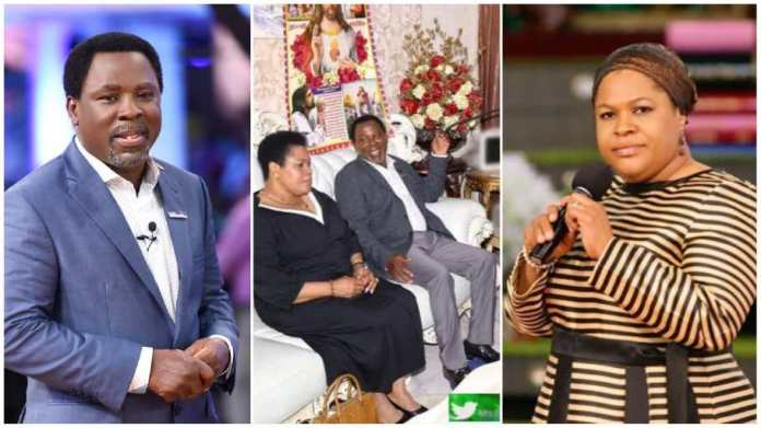 'I miss living life with you' – Prophet T. B. Joshua's wife marks his 58th birthday