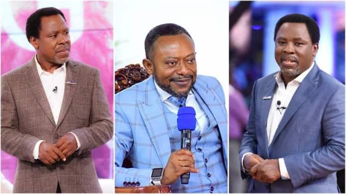 Rev Owusu Bempah prophecy on TB Joshua's death