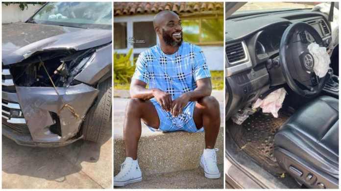 Kwabena Kwabena accident