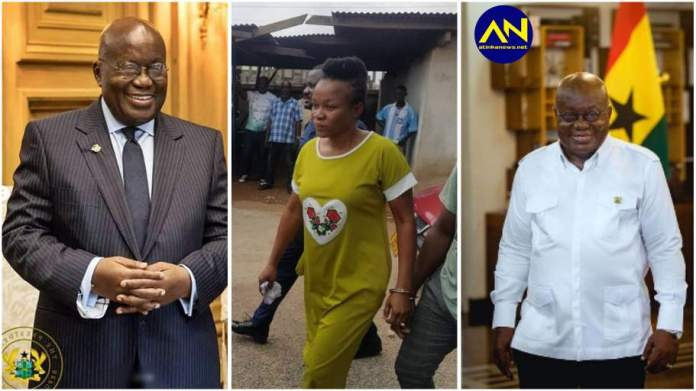 Meet Esther Saan, the female coup plotter who wanted Prez Akufo-Addo eliminated