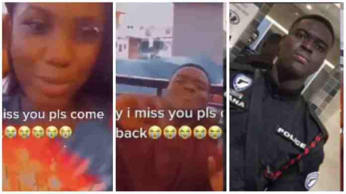 Girlfriend of policeman killed in bullion van robbery in tears