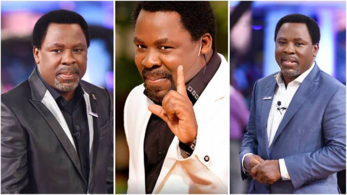 Person who has succeeded TB Joshua as the new head of the Synagogue Church of all nations revealed