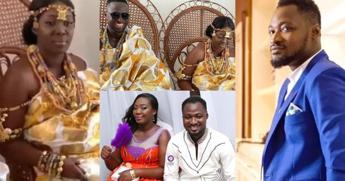 Funny Face's ex-wife remarries