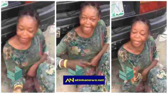 """""""Prick don spoil me"""" – Lady destroyed by plenty d!c.ks begs for help [Watch]"""