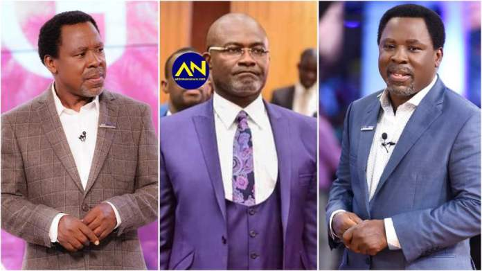 Prophet TB Joshua is fake, misled my in-law to death – Kennedy Agyapong