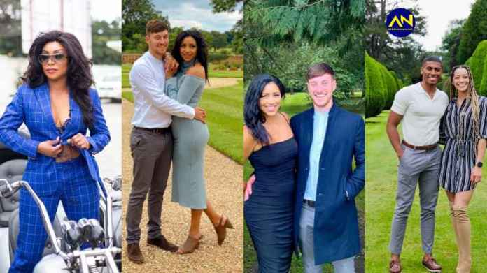 Stephanie Benson flaunts her beautiful daughters and their lovers on social media