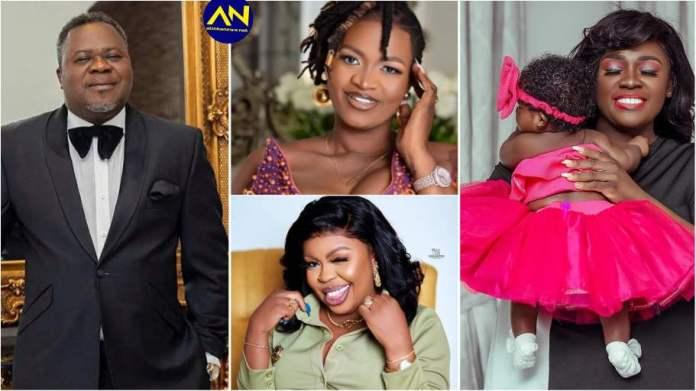 Tracey Boakye's child is for Adonko boss, Afia Schwar told me everything – Ayisha Modi bare it all [Video]