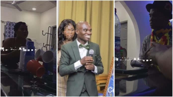 Trouble looms as Dr UN reportedly impregnates his 'junior sister' [video]