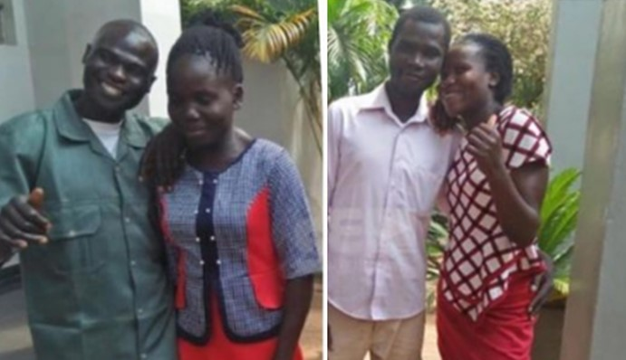 Two men exchange wives as settlement after one cheated with the other's wife