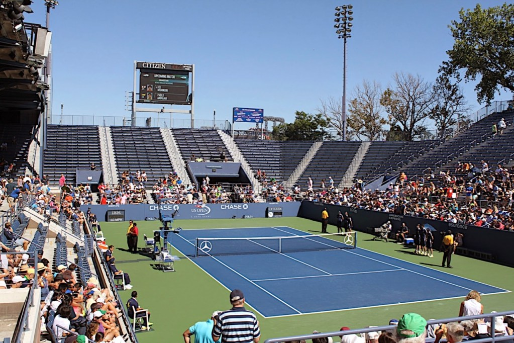 tennis at us open