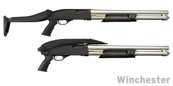 Shotforce Top-Folding Shotgun Stock