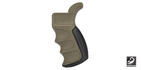 AR-15 Scorpion Recoil Pistol Grip