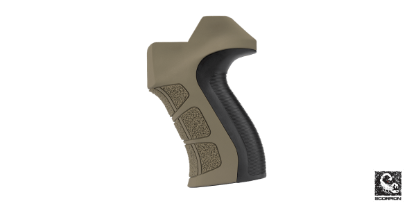 AR-15 X2 Scorpion Recoil Pistol Grip
