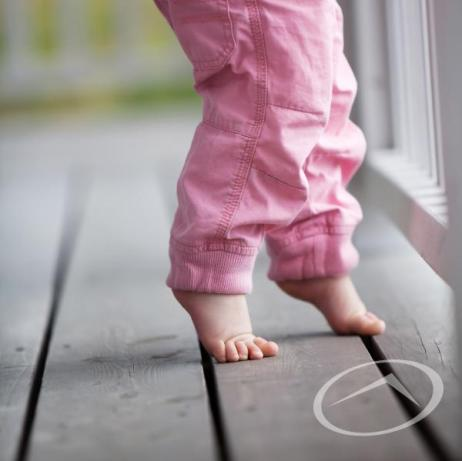 Is Toe-Walking an Early Sign of a Health Condition?