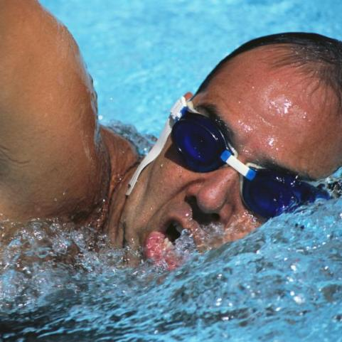 From head to toe, swimmers must kick the injuries and pain to get to the top