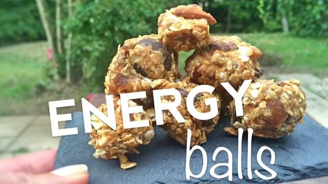 energy balls