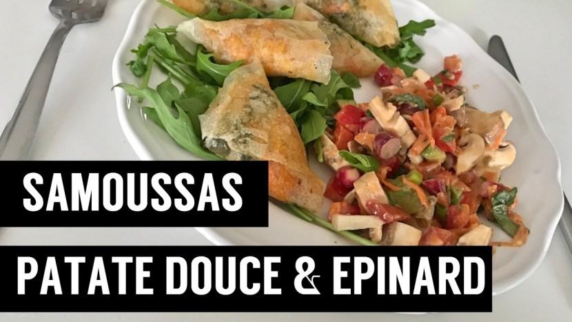 samoussas - recettes végétariennes et vegan - atirelarigot