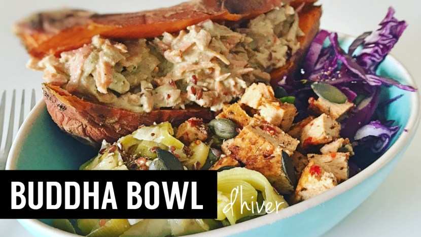 buddha bowl - recettes végétariennes et vegan - atirelarigot
