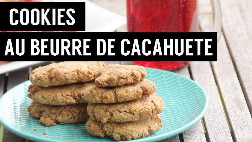 cookies au beurre de cacahuète - recettes végétariennes et vegan - atirelarigot