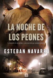 Esteban Navarro: _La noche de los peones_