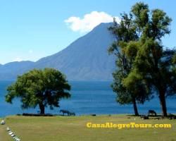 Panajachel, Lake Atitlan, Solola, Guatemala