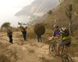 Lake Atitlan Mountain Bike tour
