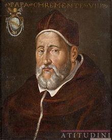 220px-Papst_Clemens_VIII_Italian_17th_century