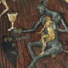 romani-hurezi-valcea-biserica-satana