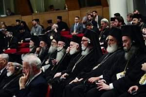 Primul document sinodal a fost semnat in unanimitate la Sinod