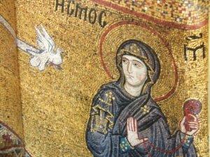 Palermo, biserica Martorana, sec 12 (2)