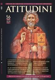 A apărut Revista Ortodoxă Atitudini Nr. 56, dedicată Cuv. Gheorghe Lazăr, Pelerinul