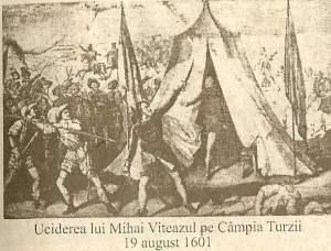 Asasinarea lui Mihai Viteazul