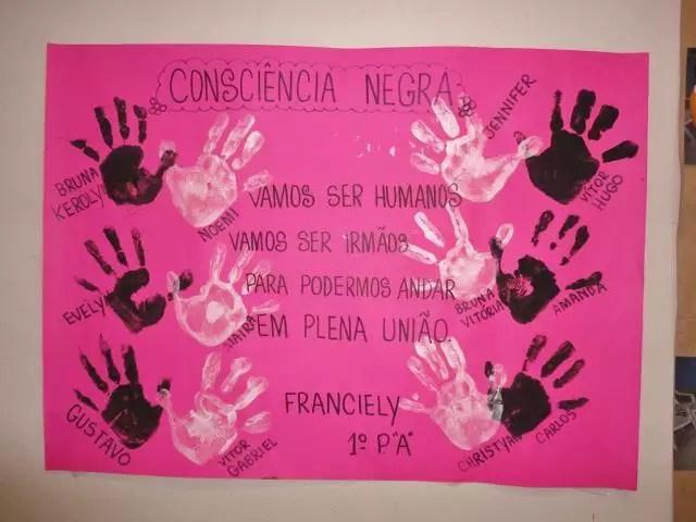 Consciencia negra cartaz