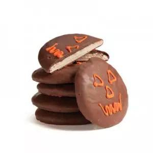 biscoito de dia das bruxas