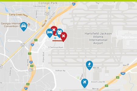 hartsfield jackson atlanta airport map » Another Maps [Get Maps on ...