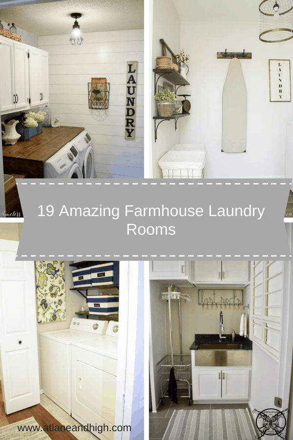 19 Amazing Laundry Rooms You Will Actually Want to do ... on Amazing Laundry Rooms  id=83767