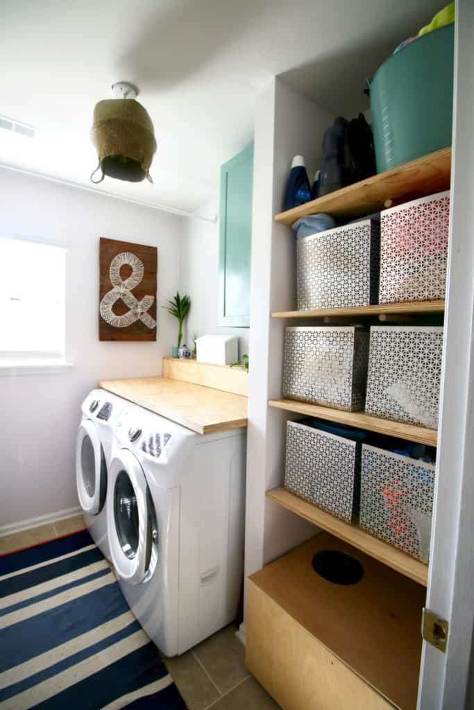 19 Amazing Laundry Rooms You Will Actually Want to do ... on Amazing Laundry Rooms  id=78899