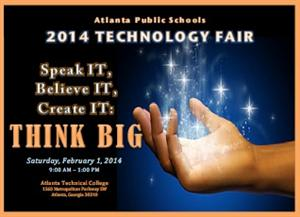 Tech Fair Logo
