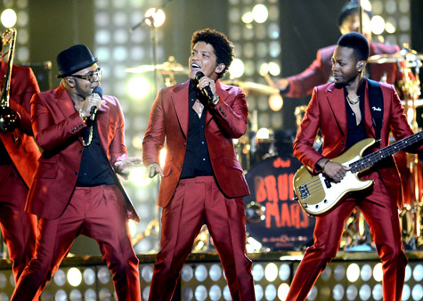 Billboard music awards Bruno mars performance