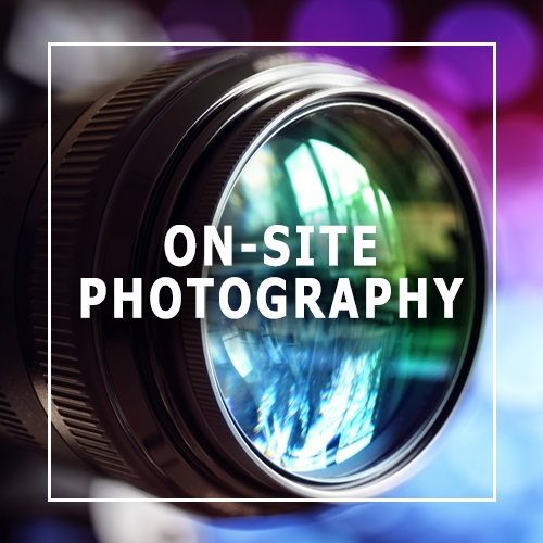 On-Site Photography