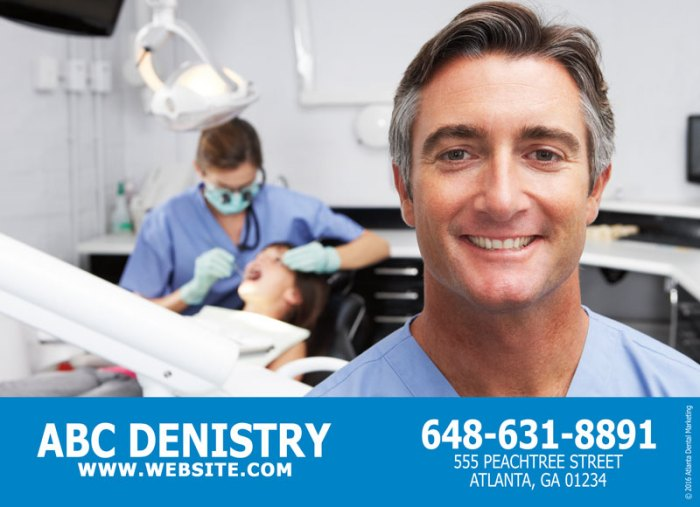 practice marketing advertising for dentist