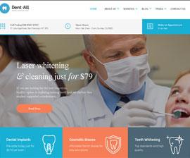 Website Development for Dental Practice