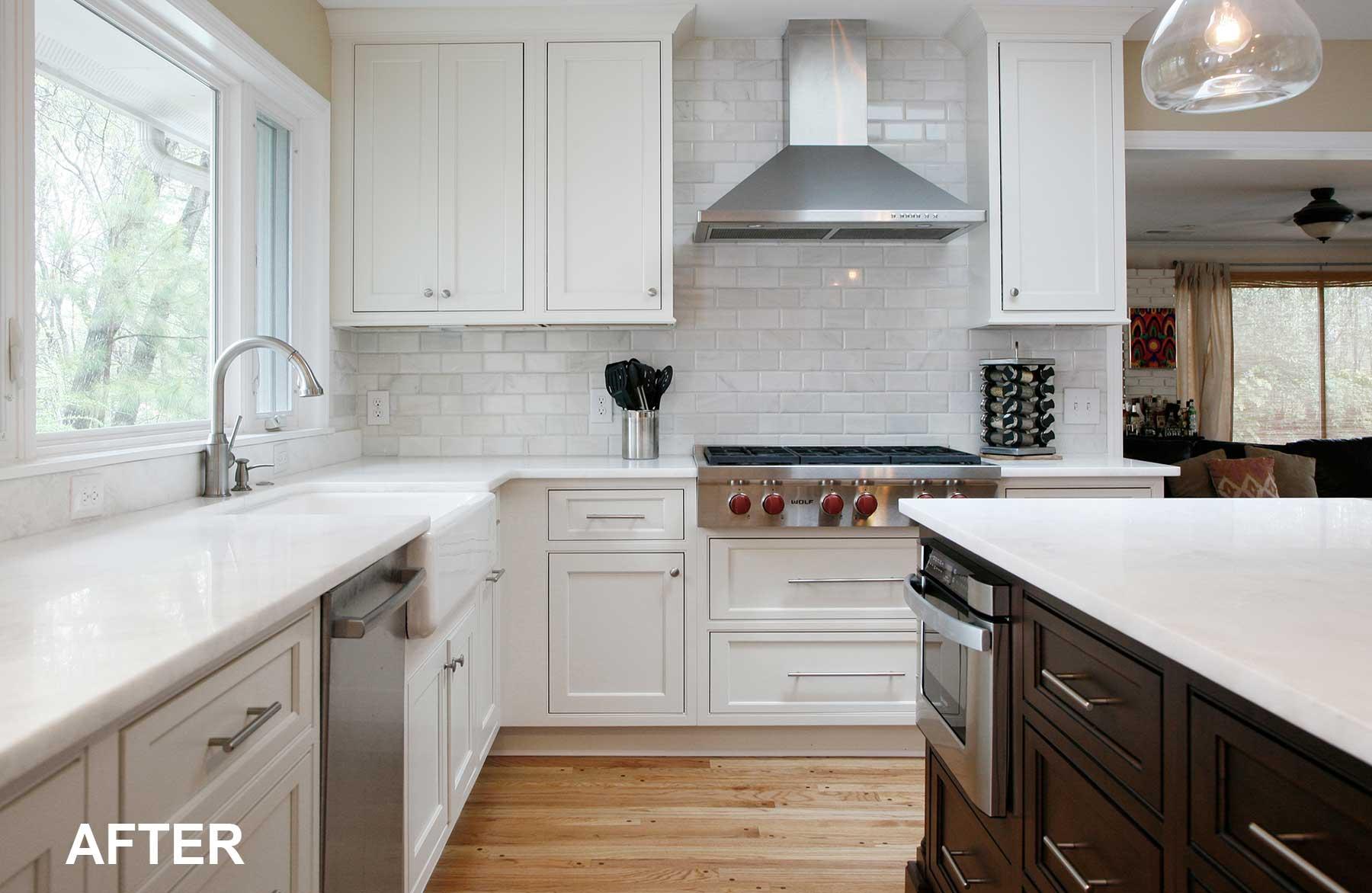 open kitchen remodel in atlanta ga | ad&b