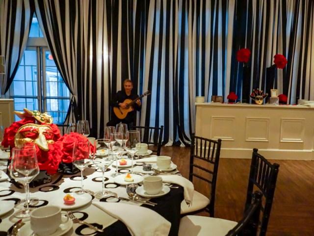 Witold Flamenco guitarist Atlanta